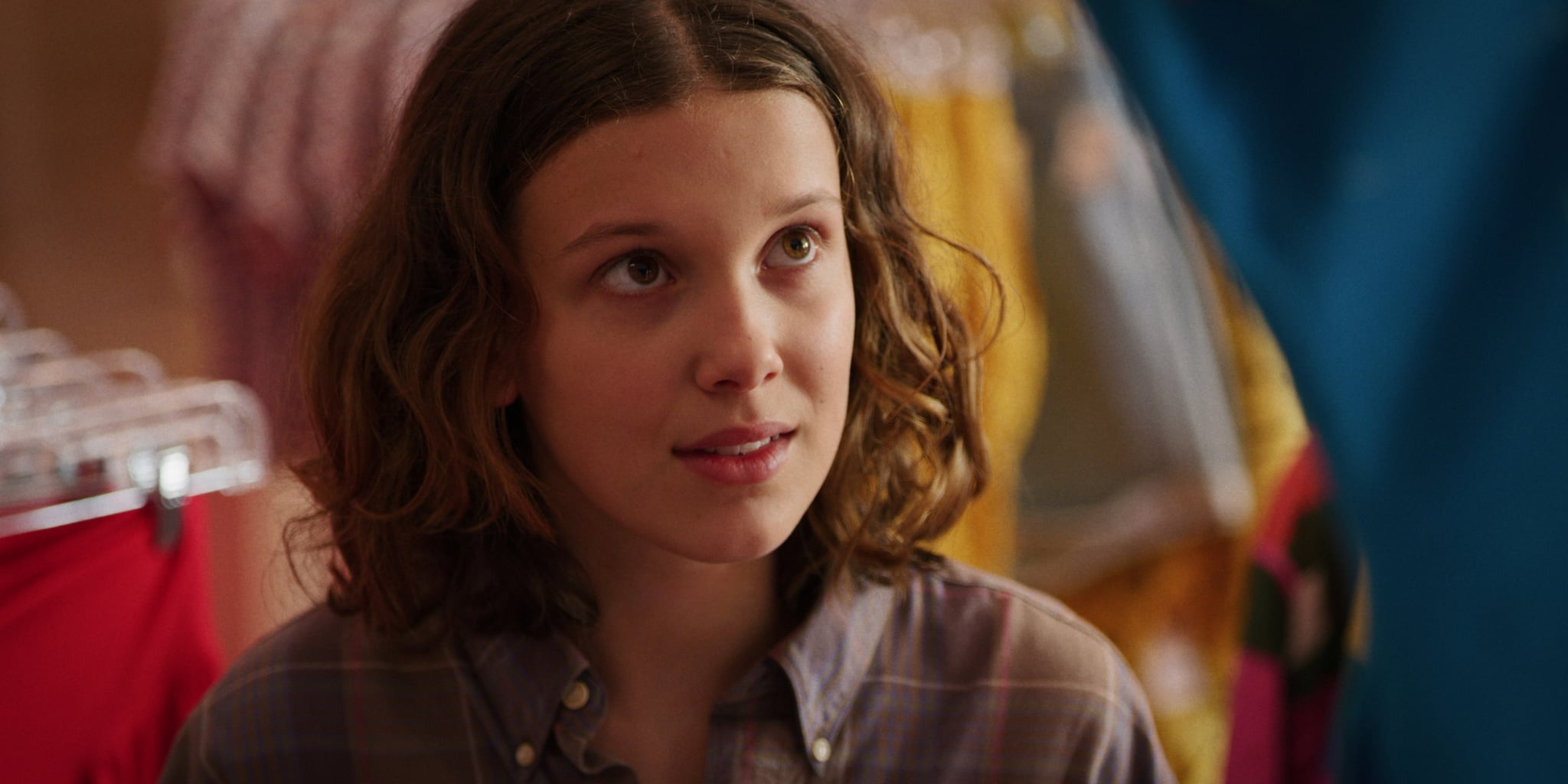 Stranger things character eleven